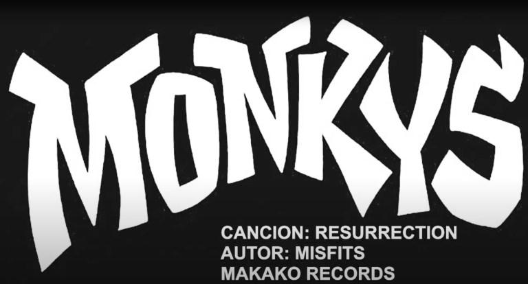 Los Monkys anuncian nueva alineación con un cover de The Misfits