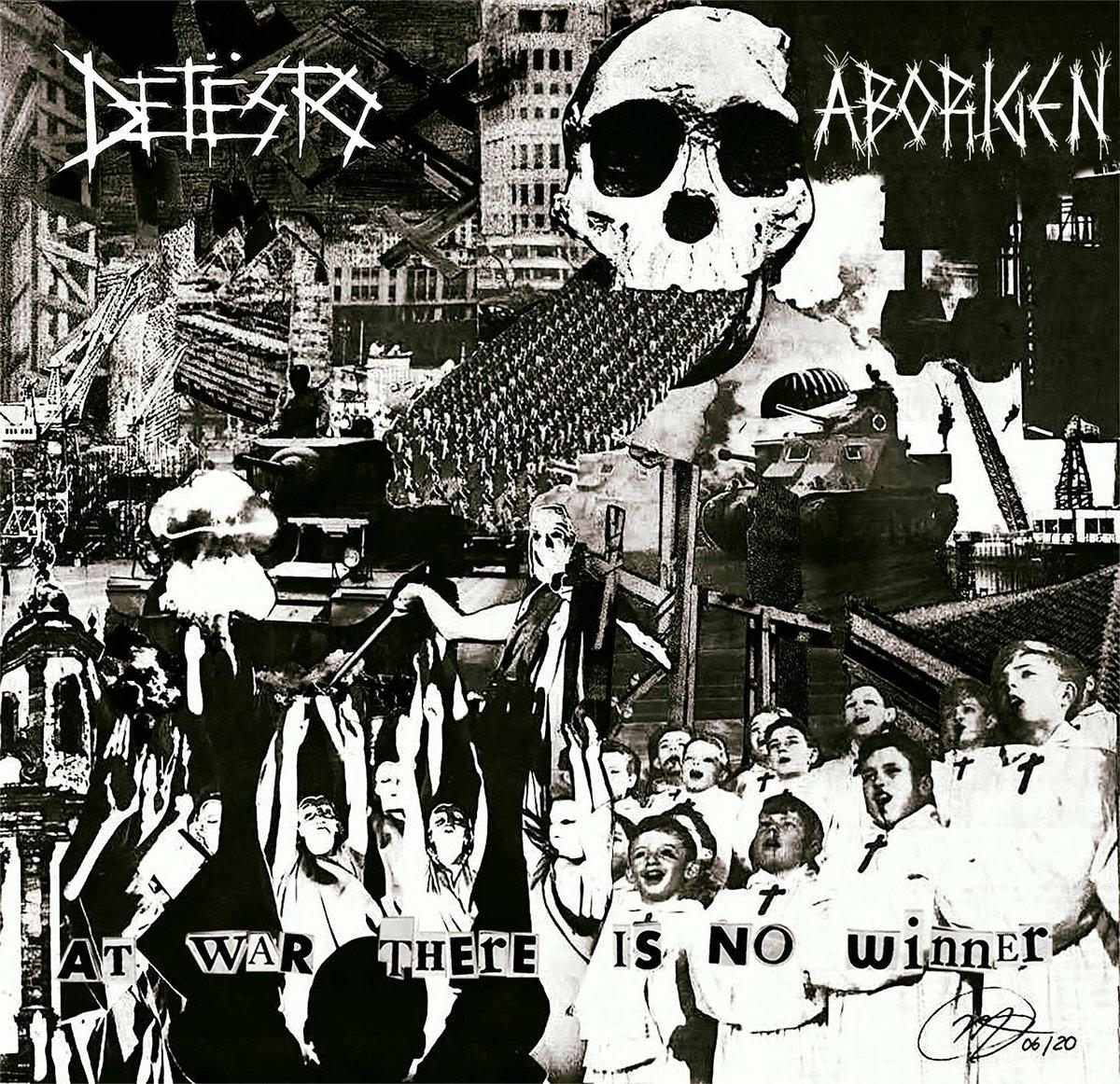 Aborigen/Detesto - At war there is no winner