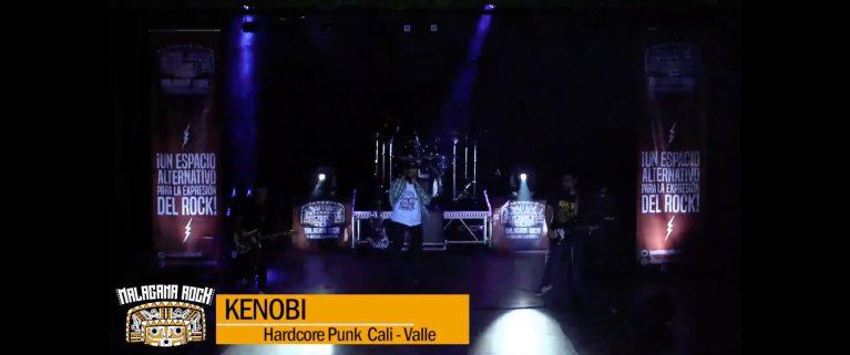 Kenobi participó en el Festival Malagana 2020