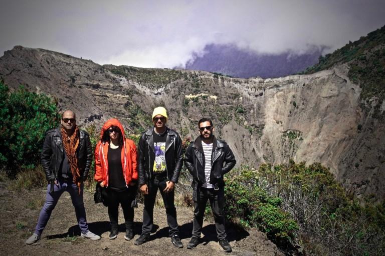 Desde Costa Rica, 'Malas Palabras' hacen de su segundo disco un trabajo introspectivo y existencial