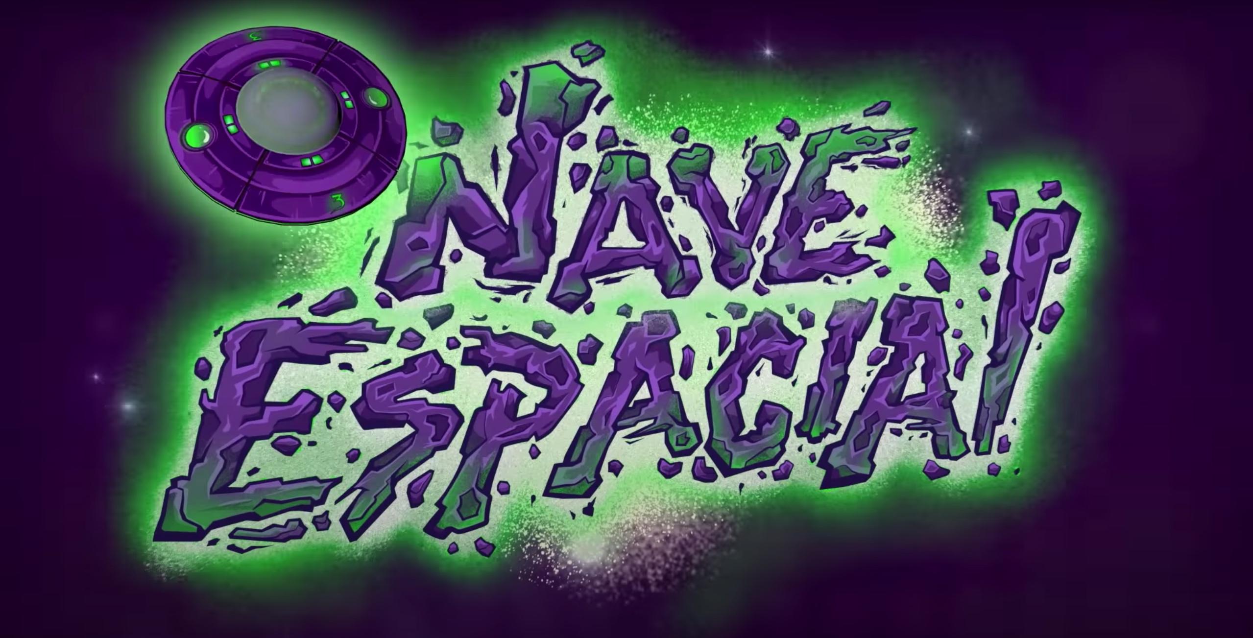 Tr3s de Corazón - Nave Espacial sencillo del album 'Cantos de amor y libertad'
