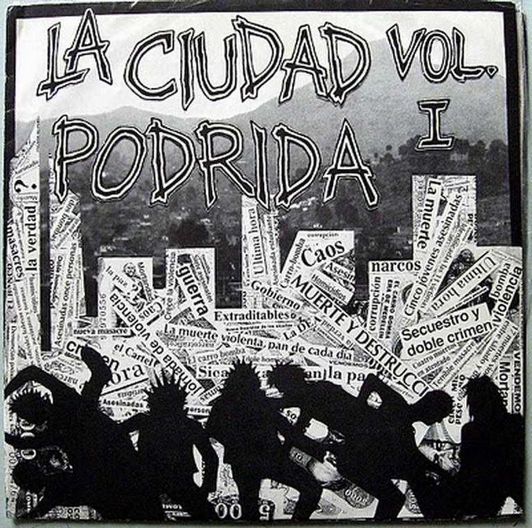 Estas son las bandas que combatieron una crisis social en Medellin con un compilado