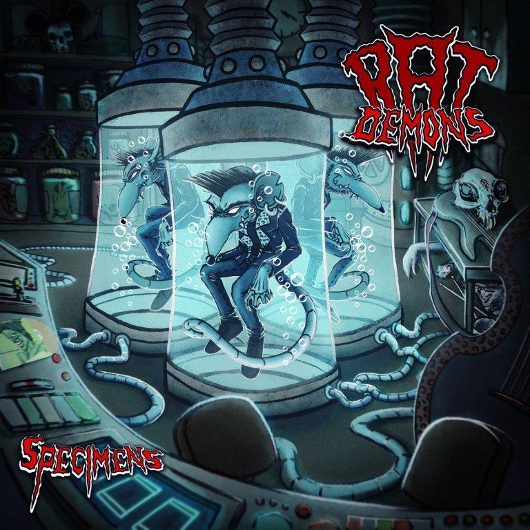 El psychobilly impuro y el rock and roll macabro de Rat Demons