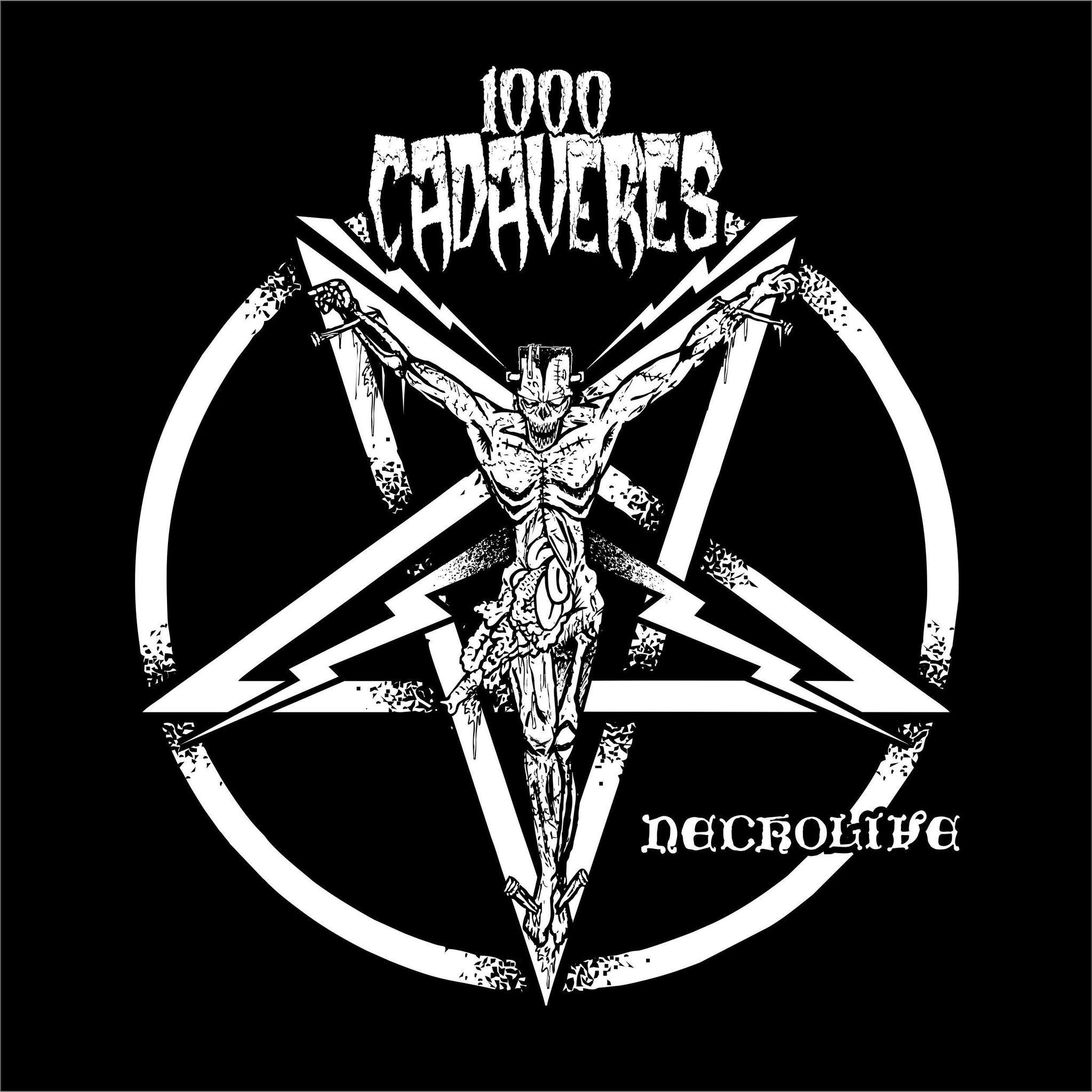 1000 Cadaveres - Necrolive