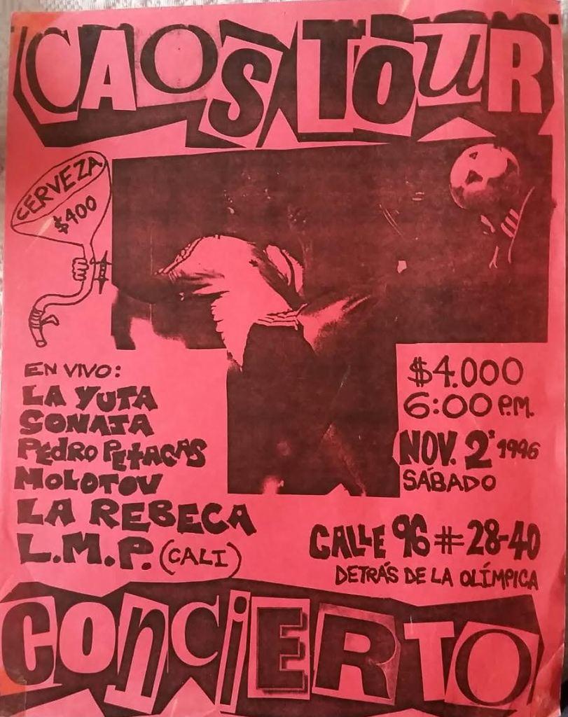 CAOS TOUR Bogota
