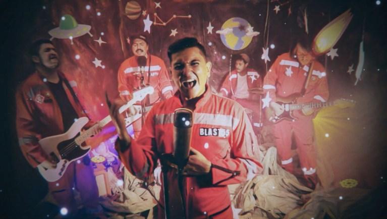 Blast55 viaja 'A Marte' con su nuevo sencillo