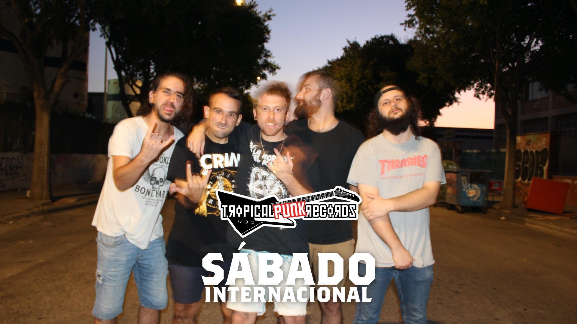 La Rage, banda de hardcore melódico de Palma de Mallorca, España | Sábado Internacional