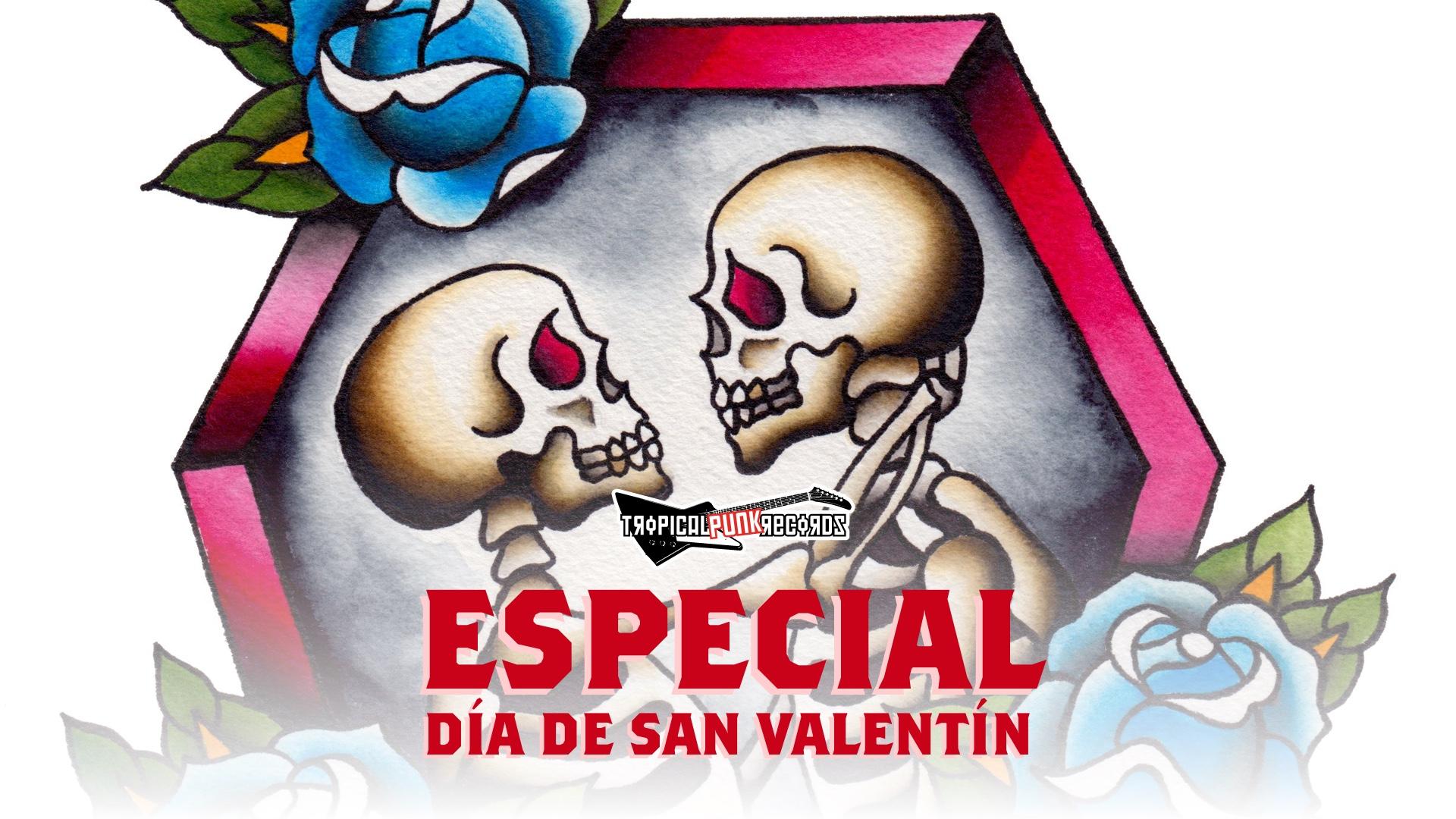 Especial Día de San Valentín con Billy Edwin, Blast 55, Frankie Ha Muerto, Polysson y Alternative Radio