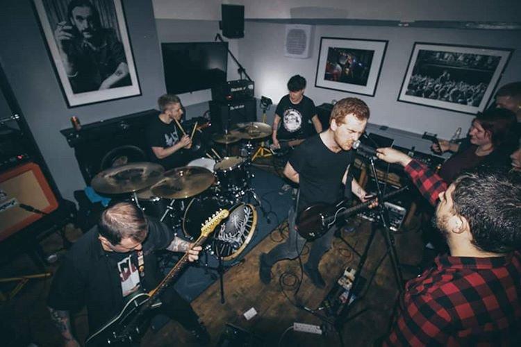 El hardcore Británico de Harker y su nuevo disco 'Axiom'