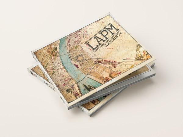 LAPM - Laberinto (Digipack)