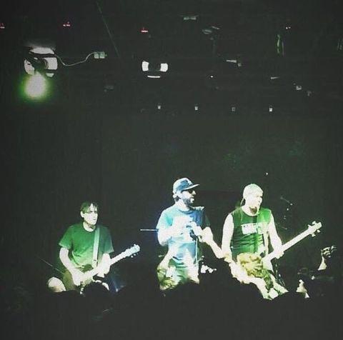 Punk rock de Cali Colombia - Monkys