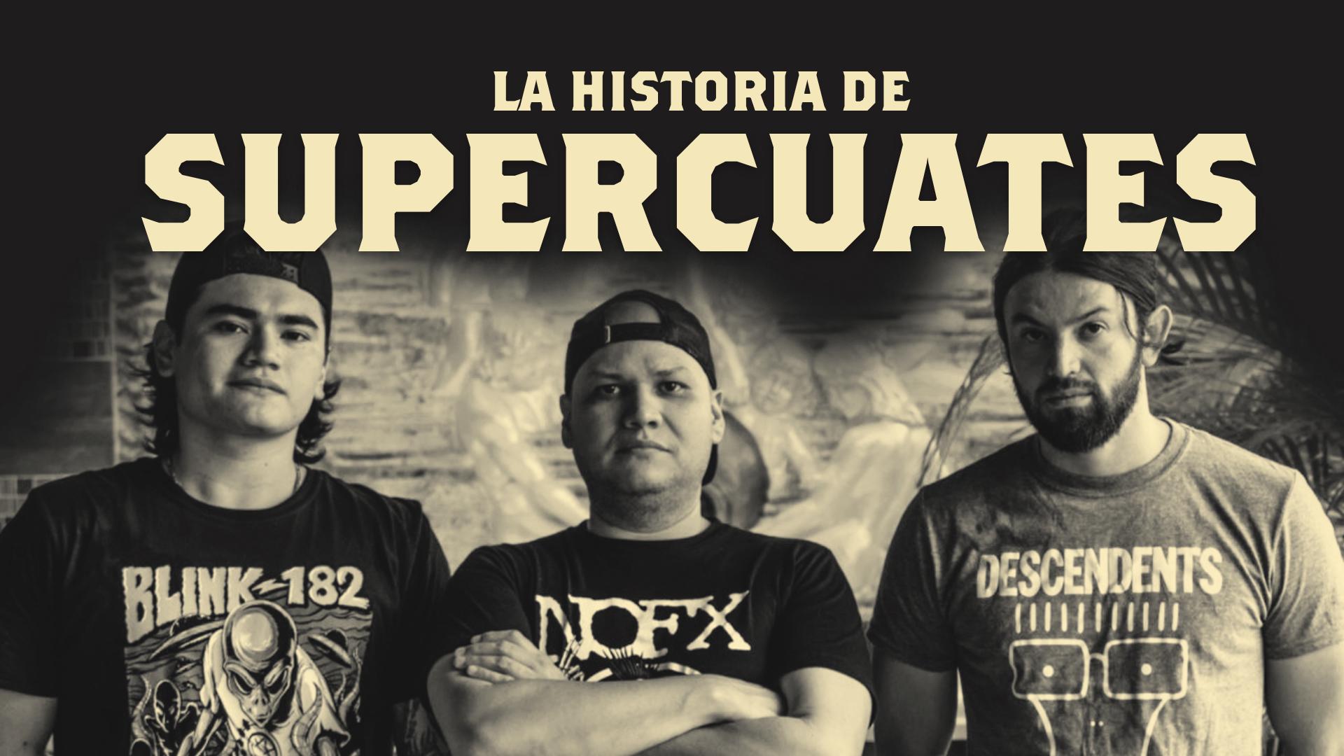 Supercuates en el Neo Travel Cast, un podcast de Tropical Punk Records