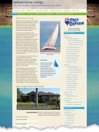 Sailboat Home Listings