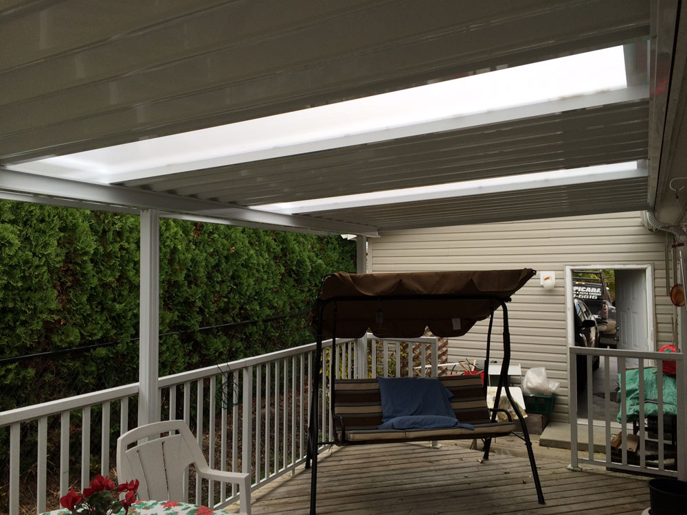 Kelowna Patio Covers and Deck Covers  Tropicana Sunrooms  Patio Covers Ltd