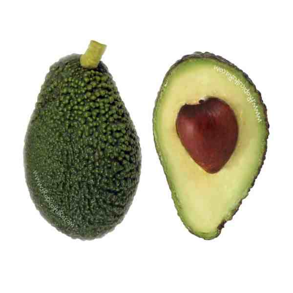 Organic Hass Avocado medium box 10Kg Tropicultura