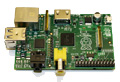 Placa Raspberry Pi (Click para ampliar)