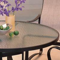 Acrylic Table | Outdoor Patio Acrylic Dining Table | Tropitone