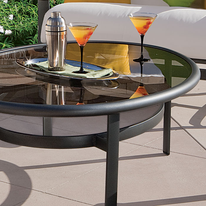 tropitone lounge chairs chronicles of narnia silver chair movie glass tables | table coffee