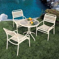 Tropitone Lounge Chairs Bedroom Reading Nook Chair Kahana Strap Outdoor Table And