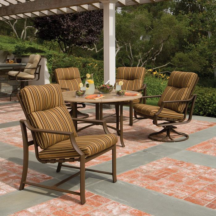 Windsor Cushion  Sling Chair Cushions  Tropitone