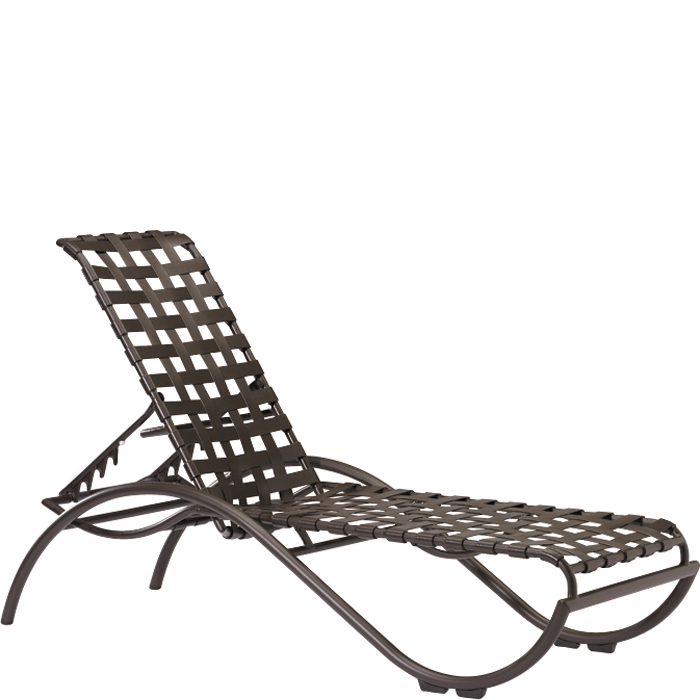 tropitone lounge chairs stickley dining room chair plans la scala strap chaise