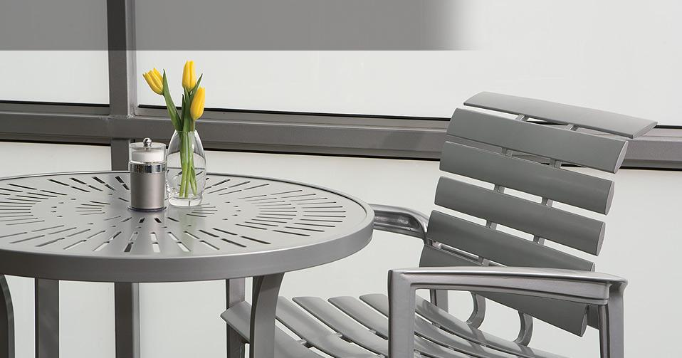 Cafe Outdoor Furniture  Outdoor Restaurant Patio