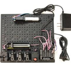robotgeek arduino linear actuator experimenter s kit kit rglin100  [ 900 x 900 Pixel ]
