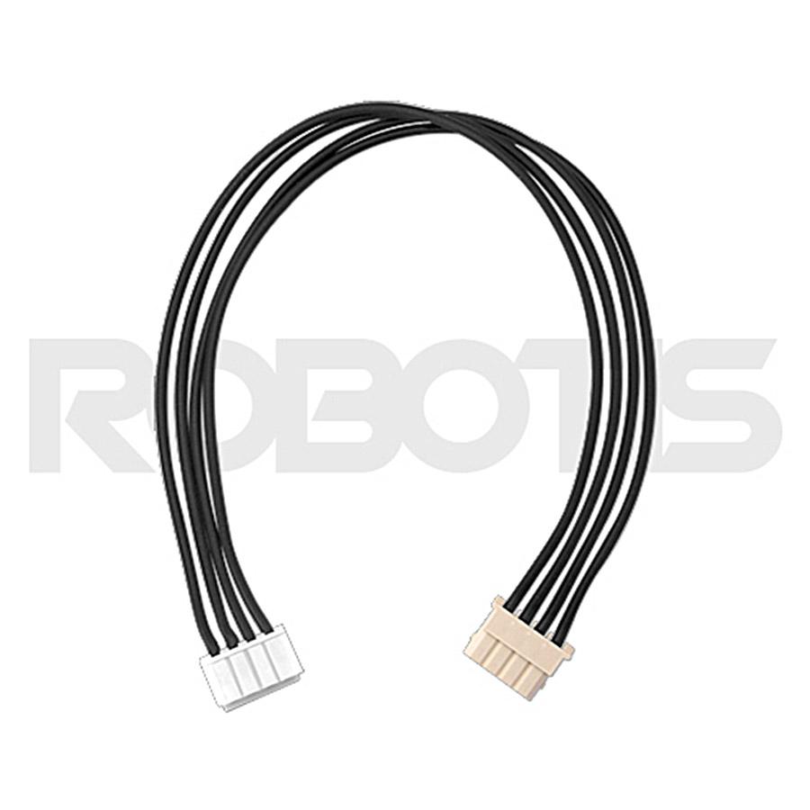 ROBOTIS ROBOT CABLE-X4P 180MM (CONVERTIBLE) (10EA)