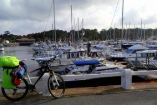 Puerto deportivo de Capbreton