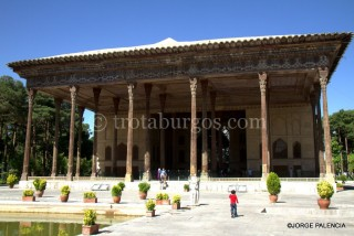 MUSEO CHECHE SOTOON EN ISFAHAN