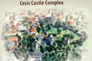 PLANO DEL CASTILLO DE CESIS