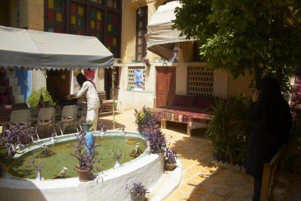 GOLSHAN HOTEL EN SHIRAZ