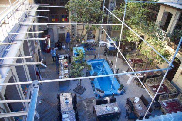 NIAYESH BOUTIQUE HOTEL EN SHIRAZ