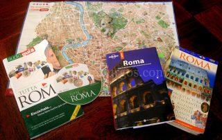 ROMA: PREPARATIVOS DEL VIAJE