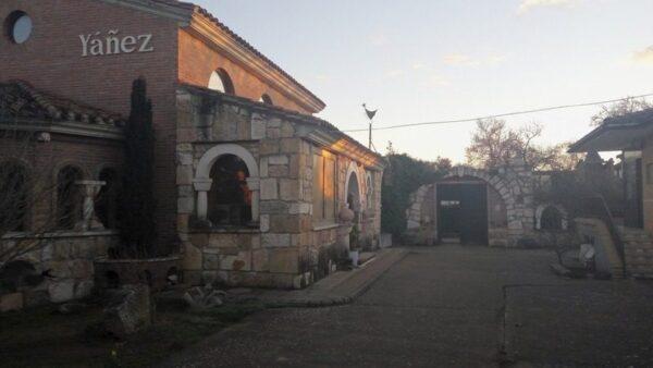 TALLER DE FELIX YÁÑEZ
