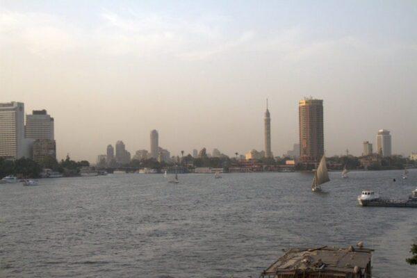 RÍO NILO EN EL CAIRO