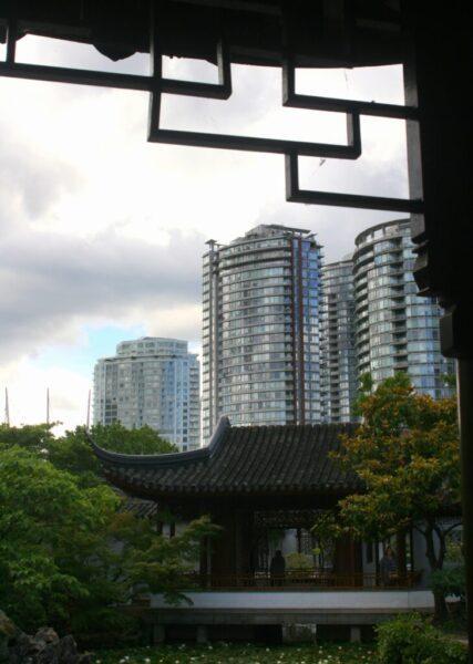 JARDINES DE DR. SUN YAT SEN. CHINATOWN. VANCOUVER, CANADÁ.