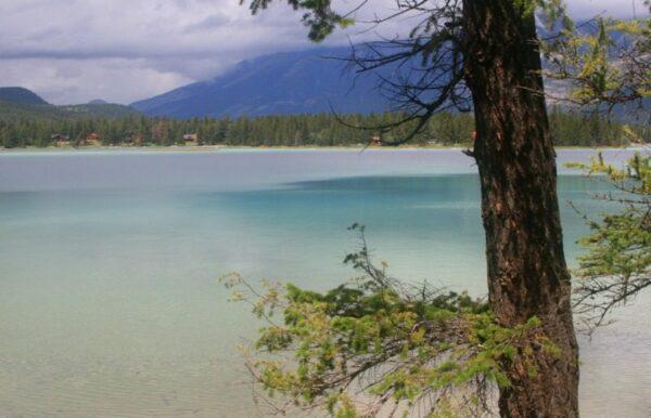 EDITH LAKE. P.NAC. DE LAS ROCOSAS. JASPER, CANADÁ.