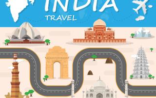 TRANSPORTE POR INDIA