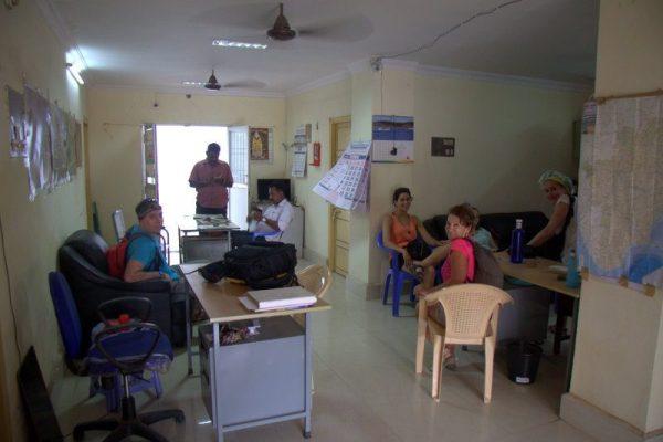 OFICINA DE TURISMO EN MAHABALIPURAM