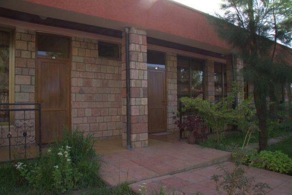 HABITACIONES DEL SELAM GUEST HOUSE EN LALIBELA