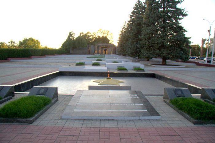 MEMORIAL A LOS CAÍDOS ENTRE 1990 Y 1992, TIRASPOL