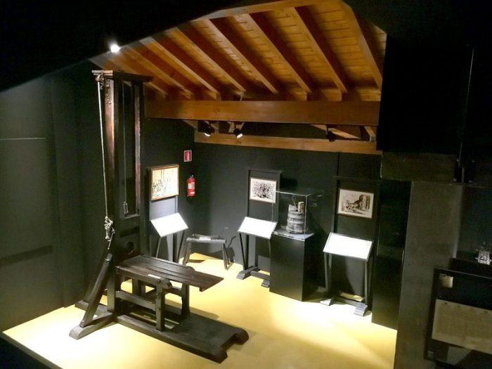 MUSEO DE LA TORTURA, SANTILLANA DEL MAR