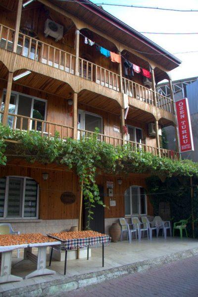 OZEN TURKU HOTEL EN PAMUKALE