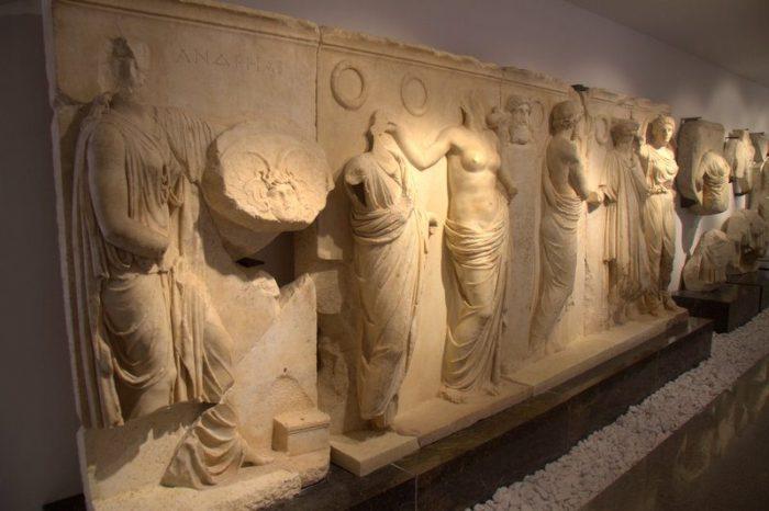 MUSEO DE AFRODISIAS