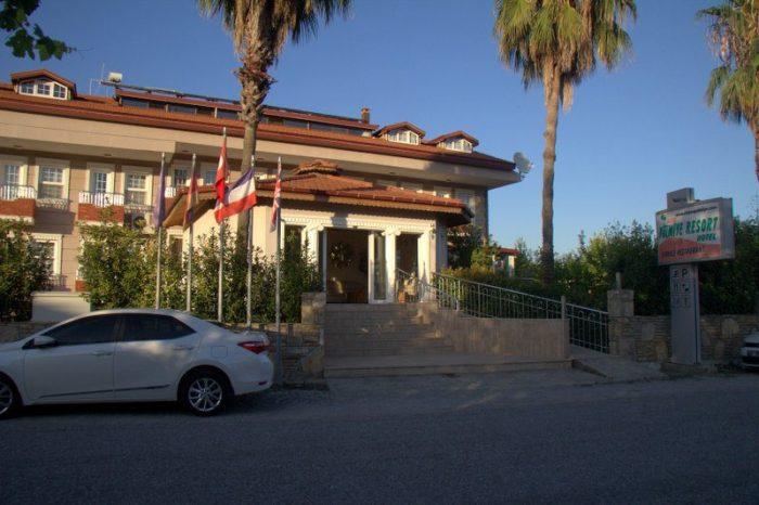 HOTEL PALMIYE RESORT EN DALYAN