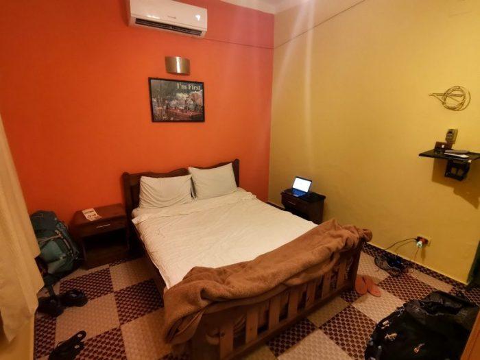 HABITACIÓN EN EL DAHAB PLAZA HOTEL