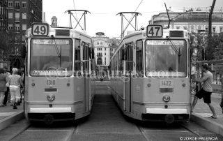 TRANVÍAS EN BUDAPEST