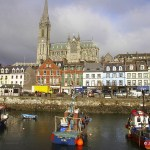 IRLANDA, DÍA 4: COBS - YOUGHAL - ARDMORE