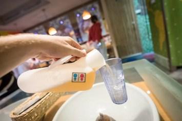 Wat te doen in Taipei - Modern Toilet Restaurant